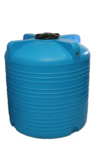 Емкость вертикальная 3000 литров