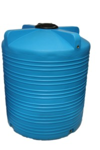 Емкость вертикальная 5000 литров